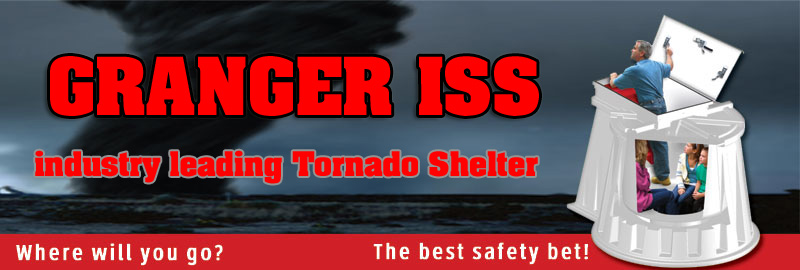 Storm Underground Shelter, Granger ISS, West Virginia Storm Shelter Dealer